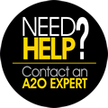 Need help ? Contact A2O expert