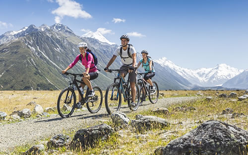 Welcome To New Zealands Alps 2 Ocean Cycle Trail